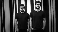 Royal Blood chat with Mark and Stuart