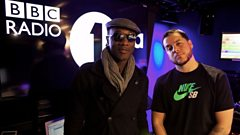 Aloe Blacc in conversation with CJ Beatz
