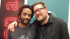 Elbow join Mark Radcliffe and Stuart Maconie in the studio