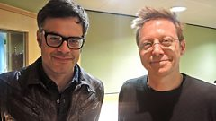 Jemaine Clement talks to Simon Mayo