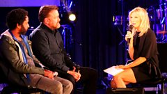 Elbow - Q&A with Jo Whiley
