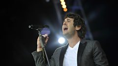 Josh Groban enters Michael Ball's Singers Hall of Fame