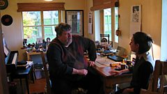 Composers' Rooms: No. 1 Oliver Knussen