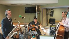 Curtis Stigers live in Session
