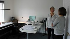 Composers' Rooms: No. 5 Tansy Davies