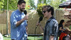 Nick Mulvey talks to Jamie Cullum