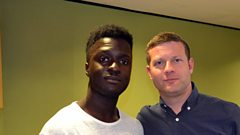 Kwabs chats with Dermot