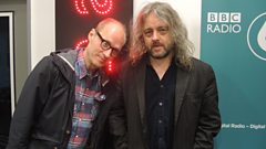Adrian Edmondson and Troy Donockley join Radcliffe and Maconie