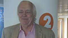 Sir Tim Rice discusses musicals with Steve Wright