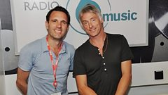 Paul Weller joins Shaun Keaveny in the studio