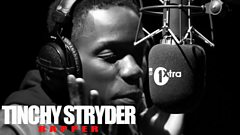 Fire In The Booth - Tinchy Stryder