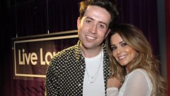 Cheryl Cole chats to Grimmy