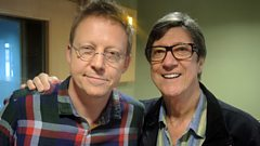Hank Marvin speaks to Simon Mayo