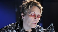 Mary Gauthier - Just Say She's A Rhymer (live in session)