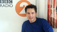 John Barrowman talks about his new album with Steve Wright