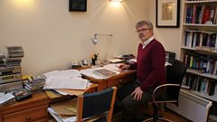 Composers' Rooms: No. 8 James MacMillan