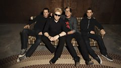 The Offspring talk to Mike Davies