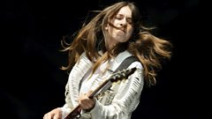 HAIM on the Other stage