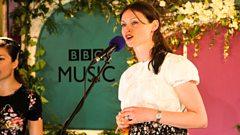 Sophie Ellis-Bextor - Jolene at the BBC Music Tepee