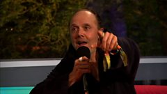 Lars Ulrich from Metallica on playing at Glastonbury