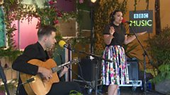 Caro Emerald - Liquid Lunch at the BBC Music Tepee