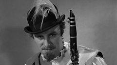 Acker Bilk joins Brian on Saturday Club