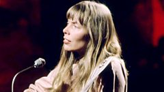 Joni Mitchell - The Girl with the Guitar