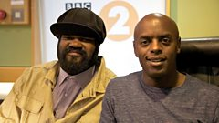 Gregory Porter - Interview