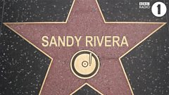 Sandy Rivera - Hall of Fame