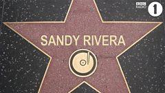 Sandy Rivera - Hall of Fame