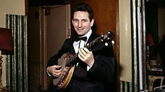 Lonnie Donegan enters Michael Ball's Singers Hall of Fame