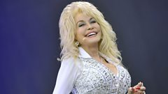 Dolly Parton phones Steve Wright from Nashville