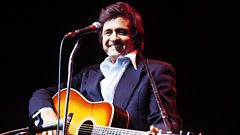 Johnny Cash enters Michael Ball's Singers Hall of Fame