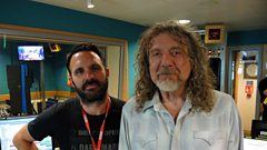Robert Plant on meeting Elvis