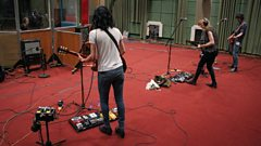 CuT - Bring Me Fire (Maida Vale Session)