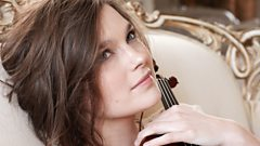 Janine Jansen talks about Vaughan Williams' The Lark Ascending