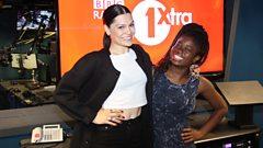 Jessie J chats with Clara Amfo