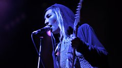 Warpaint on the R1 / NME Stage