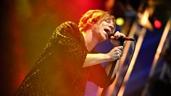 Cage The Elephant on the R1 / NME Stage