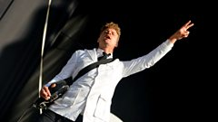 The Hives on the Main Stage