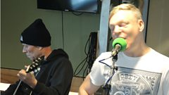 Erasure performed live in Studio 6C for Weekend Wogan.