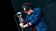 Sleeping With Sirens on the Main Stage