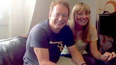 Bill Sharpe chats with Sara Cox