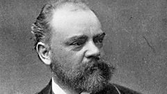 Dvorak's relationship with the British Isles