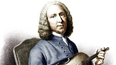 Jean-Philippe Rameau, composer and theorist.