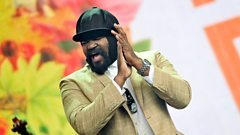 Gregory Porter on the Main Stage