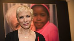 Annie Lennox chats with Ken
