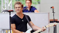 Hunter Hayes joins Bob in our Nashville studio ahead of this year's C2C Festival