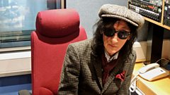 John Cooper Clarke chats to Radcliffe and Maconie