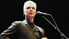 David Byrne chats with Lauren